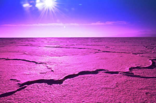 Wall Art - Photograph - Bonneville Salt Flats by Felix Rioux