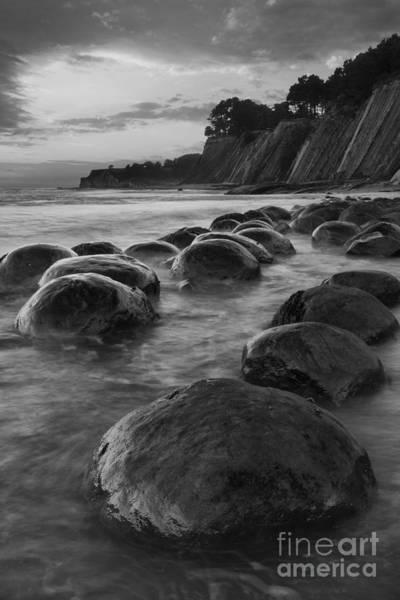 Wall Art - Photograph - Bowling Ball Beach At Sunrise by Keith Kapple
