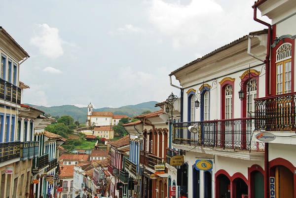 Minas Gerais Wall Art - Photograph - Brazil, Minas Gerais, Ouro Preto by Anthony Asael