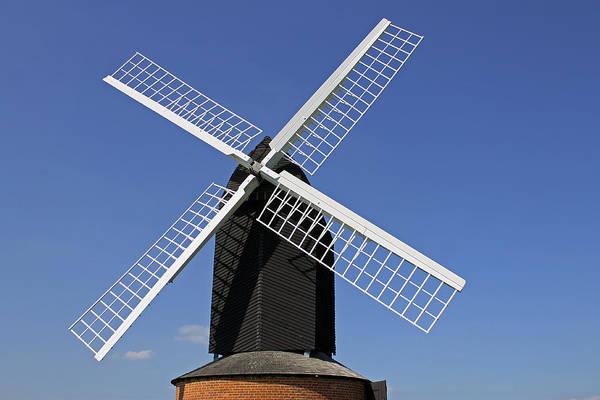 Photograph - Brill Windmill by Tony Murtagh