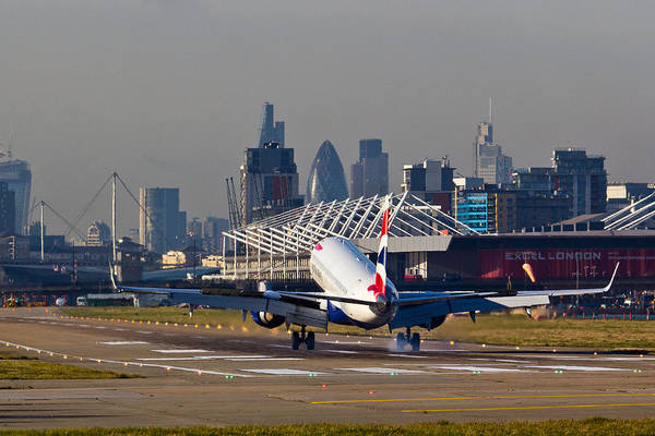 Wall Art - Photograph - British Airways London by David Pyatt