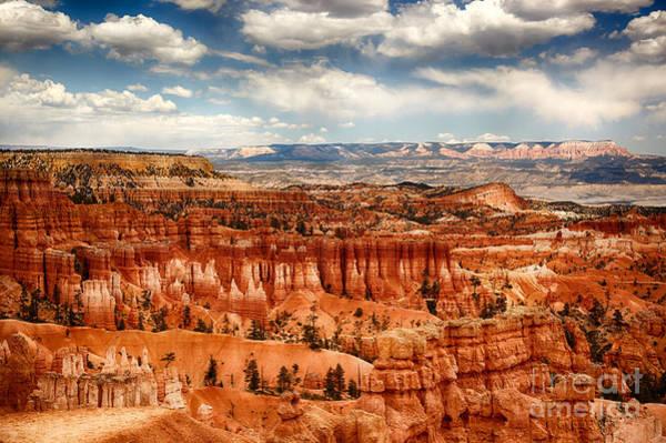 Wall Art - Photograph - Bryce Canyon by Jane Rix