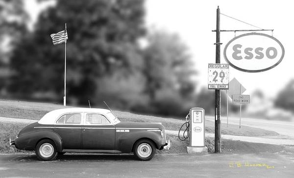 Photograph - Buick Special by R B Harper