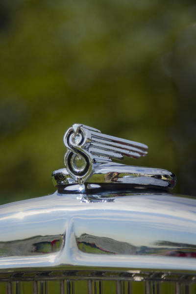Photograph - Buick Super 8 by Jack R Perry