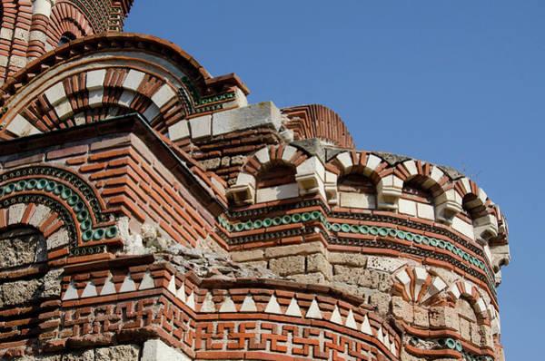 Pantocrator Photograph - Bulgaria, Nessebur by Cindy Miller Hopkins