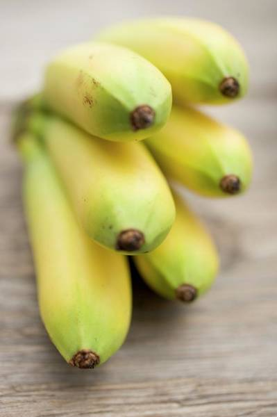 Wall Art - Photograph - Bunch Of Bananas by Foodcollection