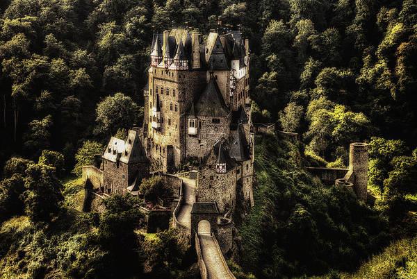 Photograph - Burg Eltz by Ryan Wyckoff
