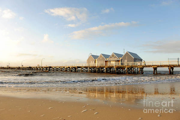 Photograph - Busselton Jetty by Yew Kwang