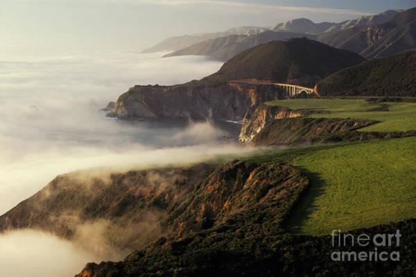 Cabrillo Photograph - California Coast by Ron Sanford