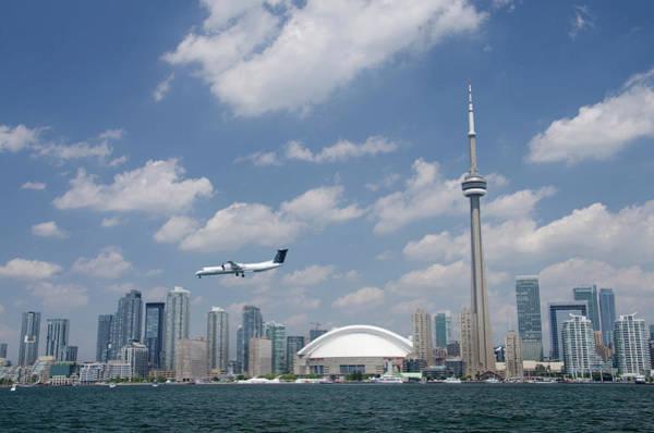 Cn Tower Photograph - Canada, Ontario, Toronto by Cindy Miller Hopkins