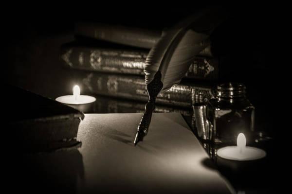 Candlelight Fantasia Art Print