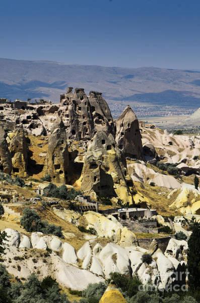 Wall Art - Pyrography - Cappadocia by Jelena Jovanovic