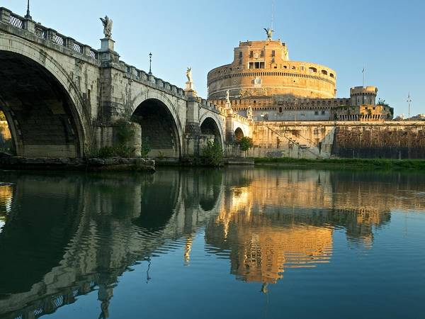 Photograph - Castel Sant'angelo by Stephen Taylor