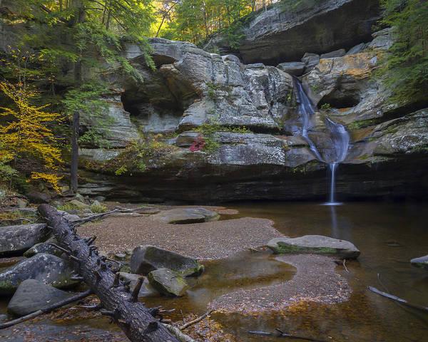 Photograph - Cedar Falls by Jack R Perry