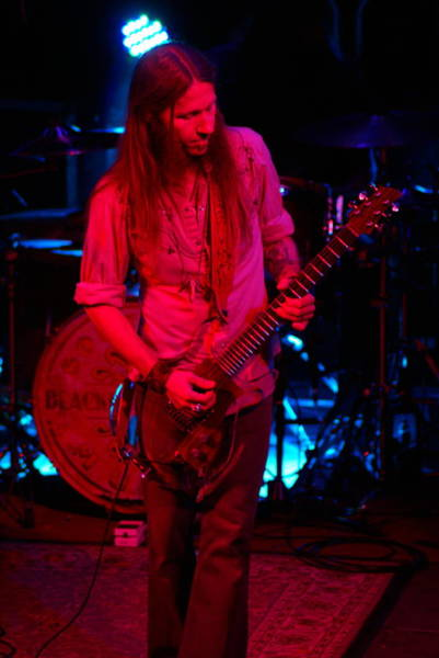Photograph - Charlie Of Blackberry Smoke 2 by Ben Upham