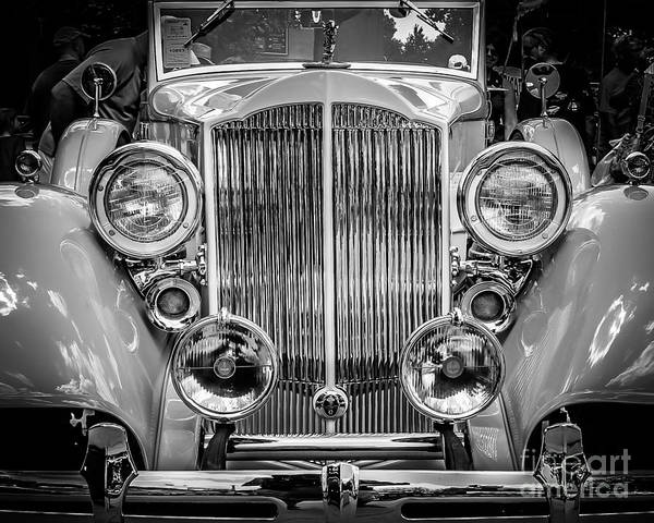 Wall Art - Photograph - Chrome Style by Perry Webster