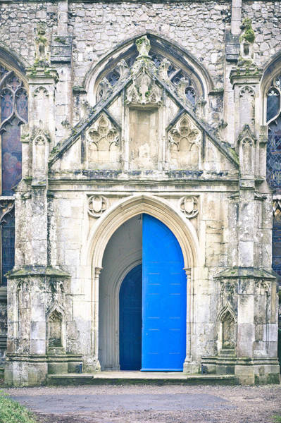Wall Art - Photograph - Church Door by Tom Gowanlock