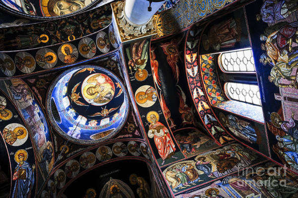 Wall Art - Photograph - Church Interior by Elena Elisseeva