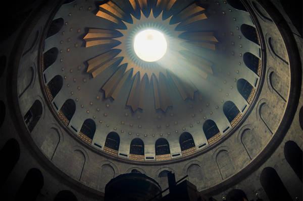 Church Of The Holy Sepulcher Photograph - Church Of The Holy Sepulcher - Jerusalem by Mountain Dreams
