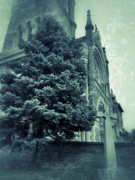 Photograph - Church View by Alice Gipson