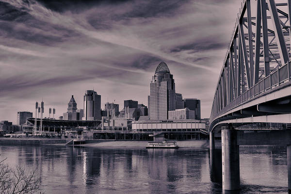 Cincinnati Art Print