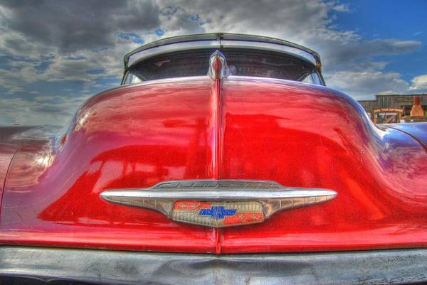 Photograph - Classic Chevy by Tam Ryan