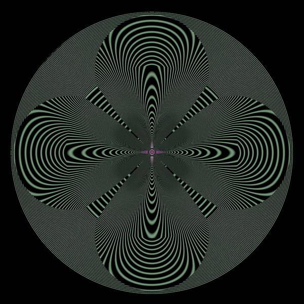 Digital Art - Coils II by Visual Artist Frank Bonilla