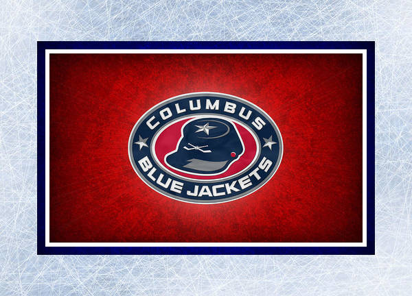 Blue Jackets Photograph - Columbus Blue Jackets by Joe Hamilton