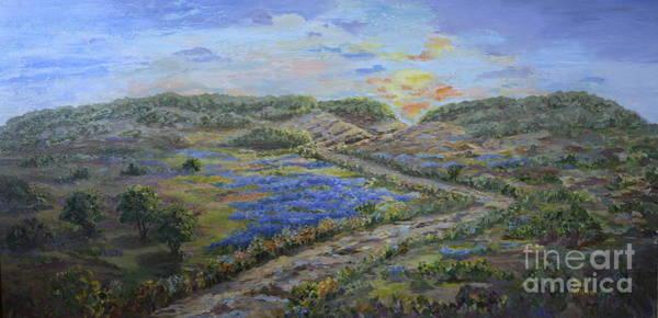 Comanche Peak Art Print