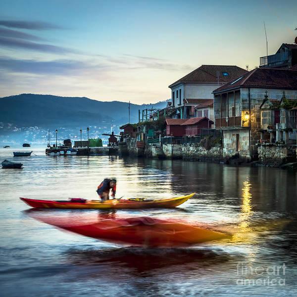 Photograph - Combarro Pontevedra Galicia Spain by Pablo Avanzini
