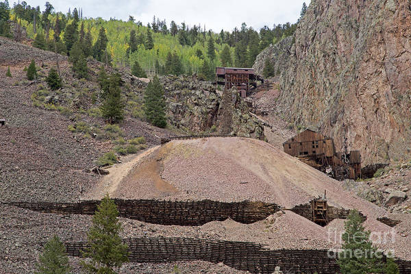 Photograph - Commodore Mine On The Bachelor Historic Tour by Fred Stearns