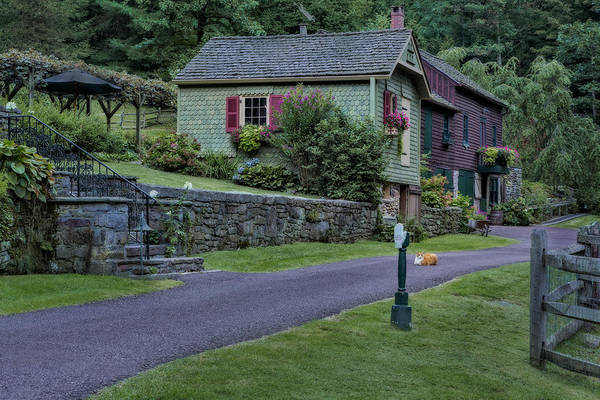 Photograph - Country Charm by Susan Candelario