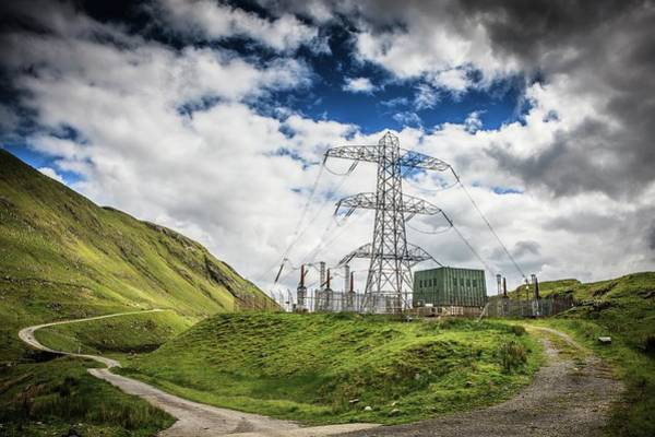 Wall Art - Photograph - Cruachan Power Station by Gustoimages