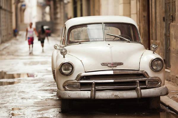 Cuba, Havana, Havana Vieja, Morning Art Print