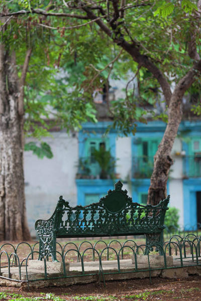 Cuba Wall Art - Photograph - Cuba, Havana, Havana Vieja, Old Havana by Walter Bibikow