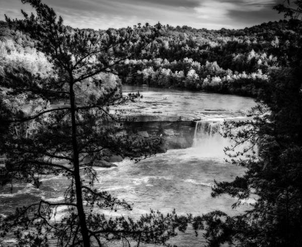 Cumberland Photograph - Cumberland Falls by Alexey Stiop