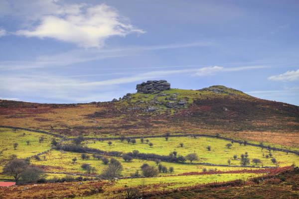 Moorland Photograph - Dartmoor by Joana Kruse