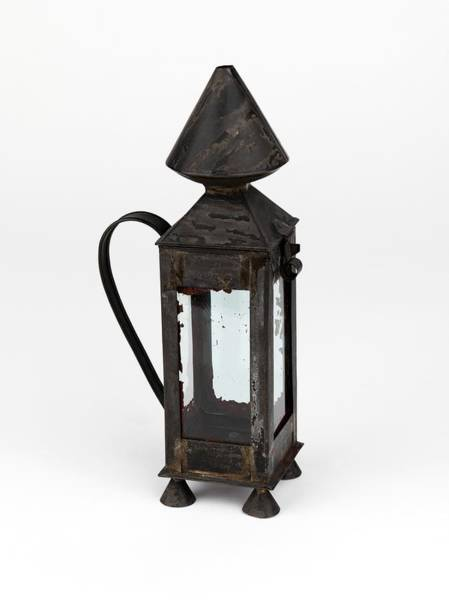 Flammable Wall Art - Photograph - Davy Miners' Lamp by Science Photo Library