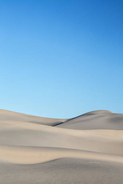 Promotion Photograph - Desert Calm by Jon Glaser