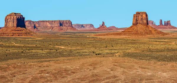 Photograph - Desert View by Paul Johnson