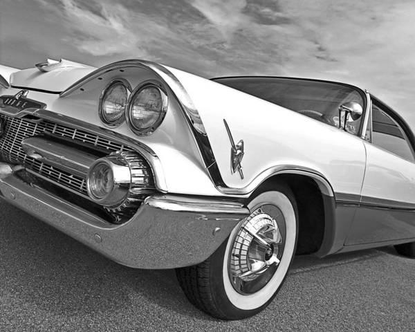 Photograph - Dodge Custom Royal Lancer 1959 by Gill Billington