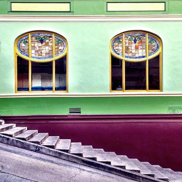 Wall Art - Photograph - Double Window by Julie Gebhardt
