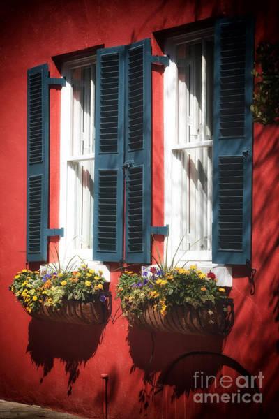 Photograph - Double Windows by John Rizzuto