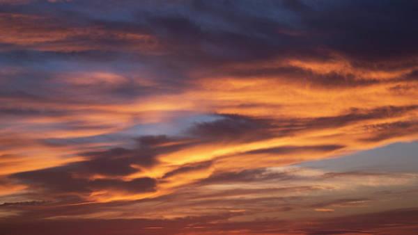 Photograph - Dramatic Sunset With Some Beautiful by Roland Shainidze Photogaphy