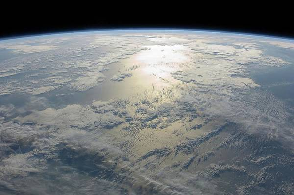 Wall Art - Photograph - Earth From Space by Nasa/science Photo Library