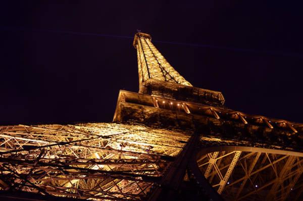 Eiffel Tower Paris France Art Print
