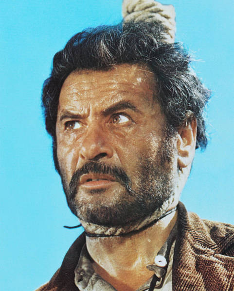 Ugly Photograph - Eli Wallach In Il Buono, Il Brutto, Il Cattivo by Silver Screen