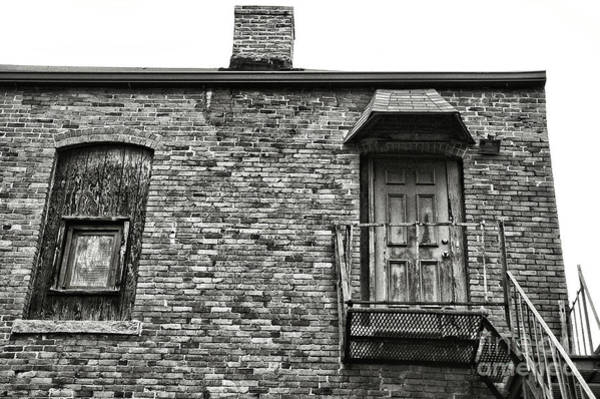 Elm Photograph - Elm St by HD Connelly