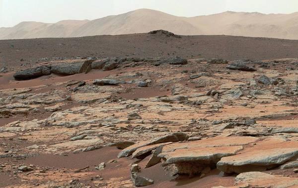 Yellowknife Wall Art - Photograph - Erosion On Mars by Nasa/jpl-caltech/msss