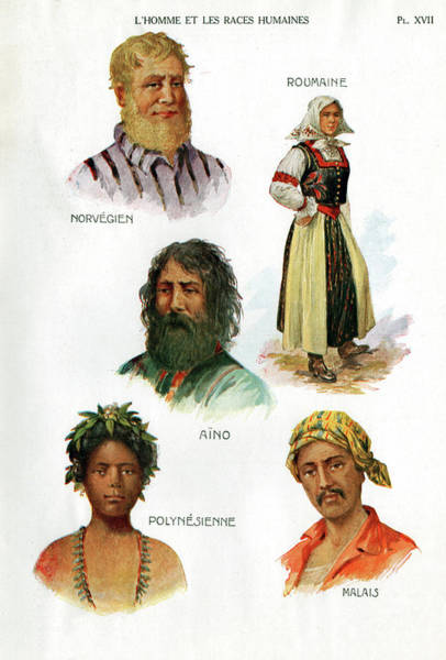 Finnish Photograph - Ethnic Groups by Cci Archives